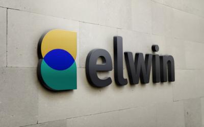 Découvrez la nouvelle identité graphique d'Elwin.